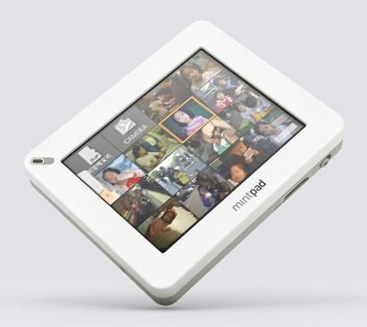 Mintpass mintpad Multimedia Device