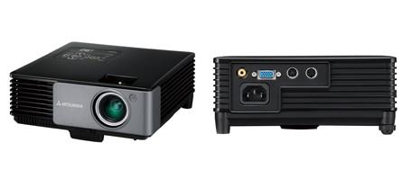 Mitsubishi XD95U micro-portable Projector