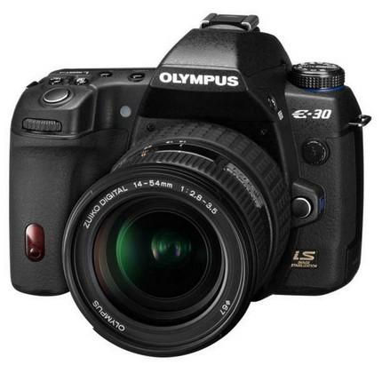 Olympus E-30 Digital SLR Camera