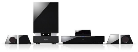 Pioneer LX01BDBlu-ray Home Cinema System
