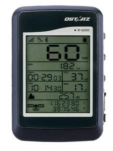 Qstarz Explore 2000 GPS Sports Recorder