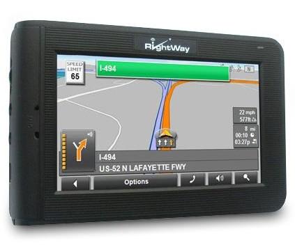 RightWay 430 GPS Navigator