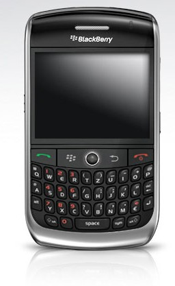 RIM BlackBerry Curve 8900 for T-Mobile Germany