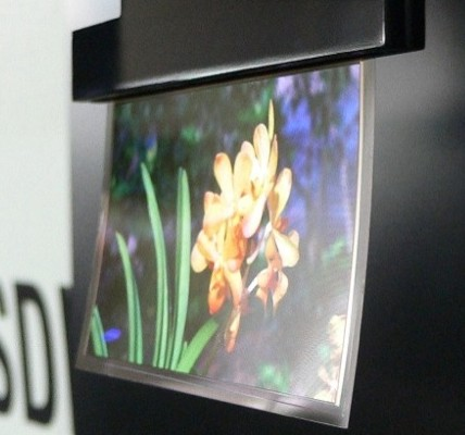 Samsung 0.05-mm Ultra-thin OLED