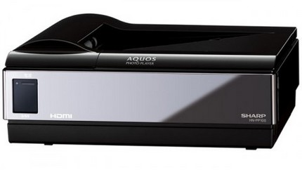 Sharp AQUOS HN-PP150 Photo Player / Printer