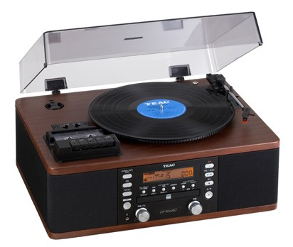 Teac LP-R500 Retro-style Audio System