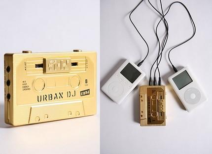 Urban DJ - Mix Tape Portable DJ Mixer