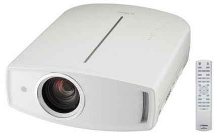 Victor-JVC DLA-HD750-W Limited Edition D-ILA Projector