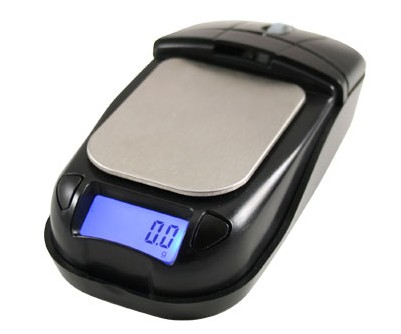 American Weigh MSC-500 Optical USB Mouse Scale