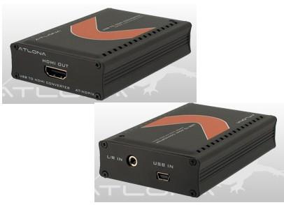 Atlona AT-HDPiX USB to HDMI Converter