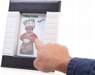 Brando Recording and Talking Photo Frame