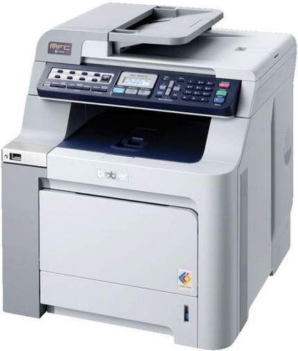 brother MFC-9440CN laser all-in-one printer