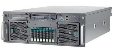 Fujitsu Siemens PRIMERGY RX600 rack server