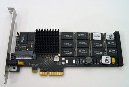 Fusion-io ioDrive World's Fastest SSD