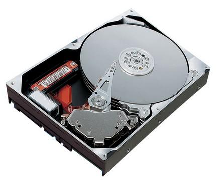 I-O Data HDI-SAH7 1.5TB Hard Drive