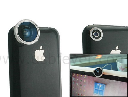 iPhone Magnetic fish-eye Lens