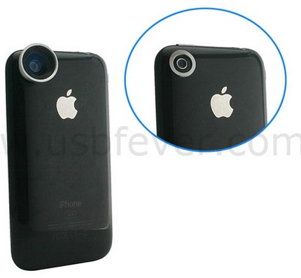 iPhone Magnetic telephoto Lens