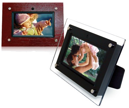 iRiver Framme-L Digital Frame supports MPEG4 AVC/H.264