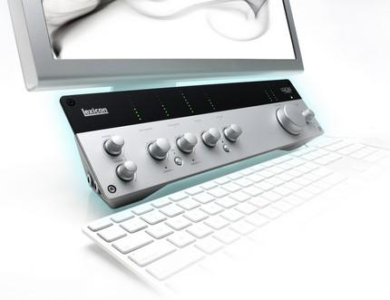 Lexicon I·ONIX Series USB Desktop Recording Interfaces