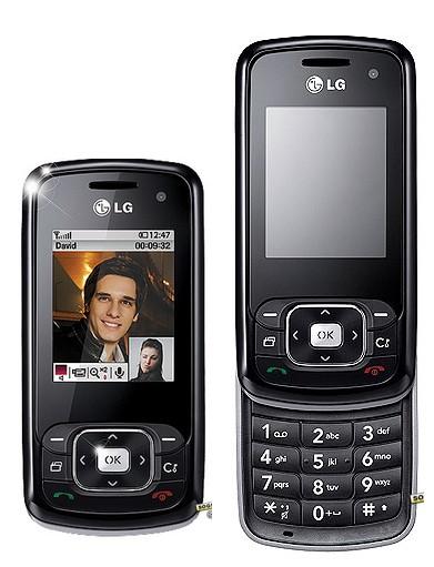 LG KP275 Entry-Level 3G Slider