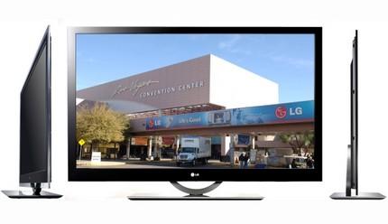 LG LH95 Slimmest LED-Backlit LCD TV