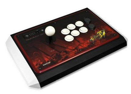 Mad catz Street Fighter IV FightStick Tournament Edition