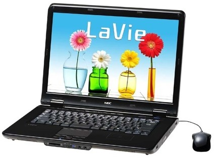 NEC Lavie LL750 Notebook