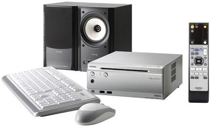 Onkyo / Sotec HDC-1L music Nettop / HTPC