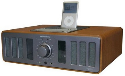 RockridgeSound ISR-VT02 iPod Tube Speaker