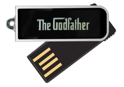 """Super Talent """"The Godfather"""" USB Flash Drives"""