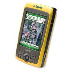 Trimble Juno SB and SC handheld GPS Devices
