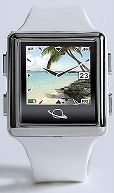 Urban Outfitters Digital Picture Watch