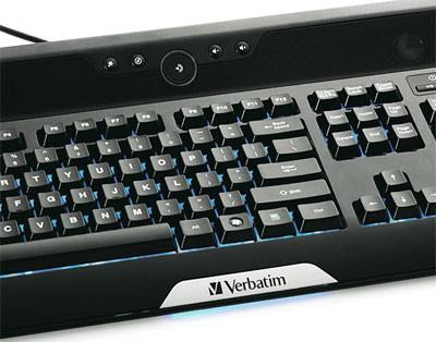 Verbatim Speaker Keyboard