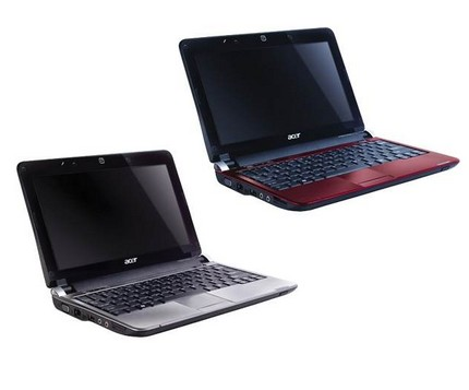 Acer Aspire One AOD150 Netbook