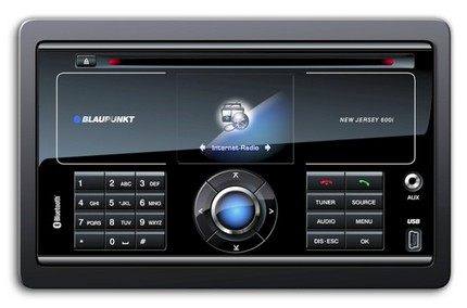 Blaupunkt TravelPilot New Jersey 600i Internet Car Radio