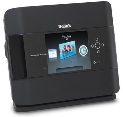 D-Link Xtreme N DIR-685 Router / Digital Frame / NAS