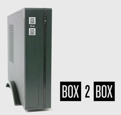 Datto Box 2 Box Peer to Peer NAS