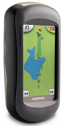 Garmin Approach G5 handheld GPS for Golf course