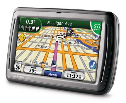 Garmin nuvi 885T GPS Navigator
