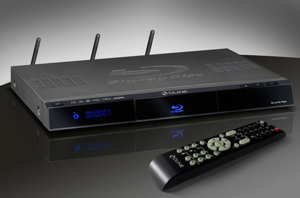 HDI Dune BD Prime Media Streamer with Blu-ray