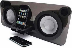ihome audio iP1 Speaker System for iPod iPhone