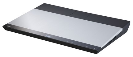JVC TU-CX100 HD Digital/Analogue Tuner Box