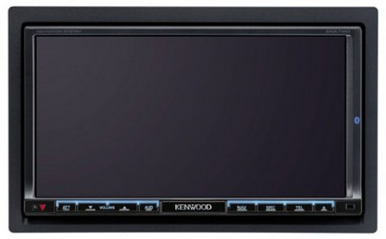 Kenwood eXcelon DNX9140 In-Dash DVD receiver with GPS