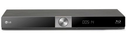 LG BD370 and BD390 Network Blu-ray Players