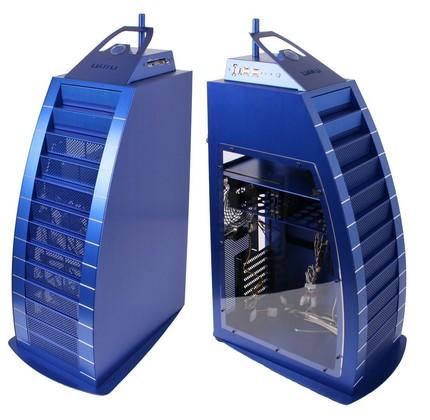 Lian-Li PC-888 PC Case looks like the Burj Al Arab