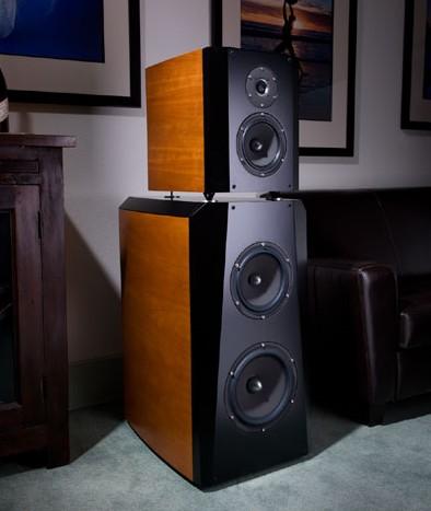 Pass Labs Radical SR1 Speaker System