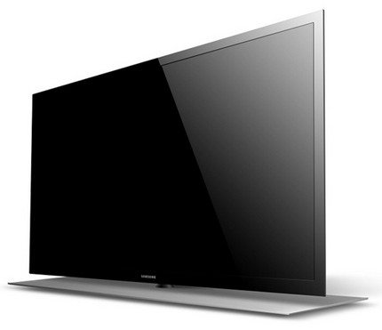 Samsung LUXIA 6.5mm thick LED-Backlit LCD TV