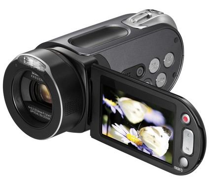 Samsung HMX-H105, HMX-H104 FULL HD Camcorder