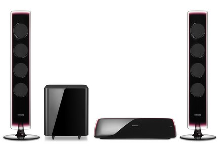 Samsung HT-BD7200 Blu-ray Home Theater System