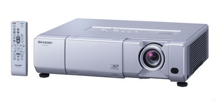Sharp PG-D4010X DLP projector